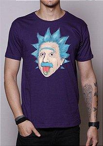 Camiseta Rick Einsten