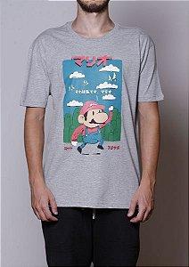 Camiseta Mario Vintage