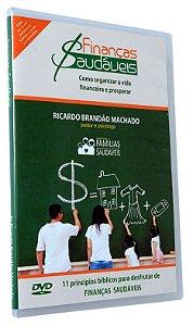 DVD Finanças Saudáveis