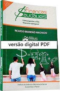 Livro Finanças Saudáveis - digital PDF