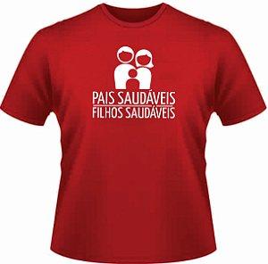 Camisa Pais Saudáveis