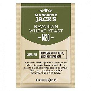 Fermento cervejeiro Mangrove Jack's M20 / pct 10 gramas