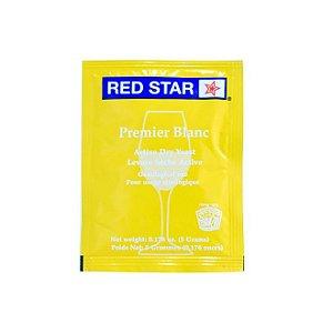 Fermento/Levedura Red Star -  Premier Blanc