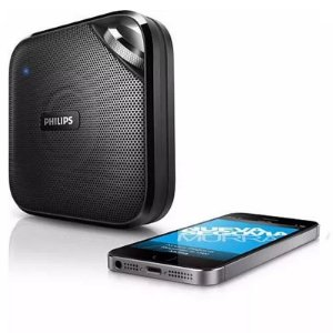 Caixa De Som Philips Bluetooth Portátil Bt2500b Original