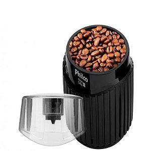 Moedor De Café E Grãos Elétrico Philco 160w Perfect