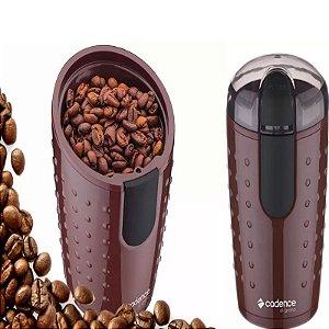 Moedor Processador De Café Grãos Di Grano 150w Lâminas Inox