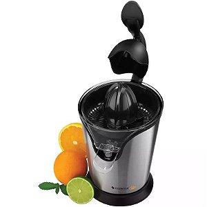Espremedor De Frutas Cadence Citro Plus Inox C/ Alavanca