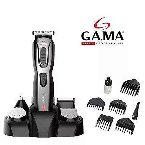 Máquina Cortador De Cabelo Barba E Pelos 10 Em 1 Gama Gc 625