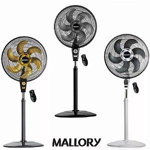 Ventilador De Coluna Turbo Silencioso Mallory Controle Remot