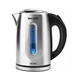 Chaleira Elétrica Mallory Selene Inox - 1,7l