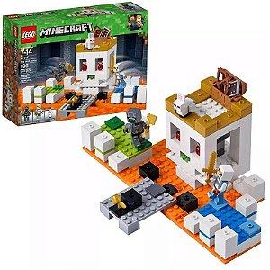 Lego Minecraft A Arena Da Caveira Com 195 Peças