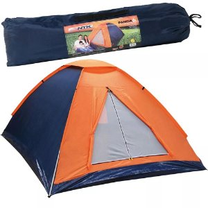 Barraca Acampamento Nautika 2 Pessoas Impermeavel Camping