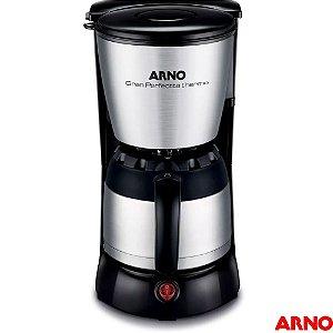 Cafeteira Arno Gran Perfectta Thermo 24 Xícaras Inox Premium