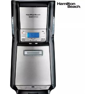 Cafeteira Brewstation Elite Hamilton Beach Digital Inox 950w