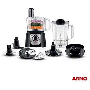 Multi Processador Liquidificador E Espremedor Arno 7 Em 1