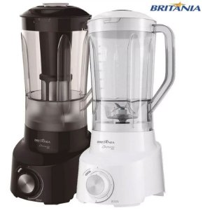 Liquidificador Britânia Turbo Diamante 800w 4 Velocid 2,65 L