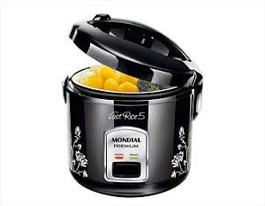 Panela Elétrica de Arroz Mondial Fast Rice Premium NPE-08 5 Xícaras 400w