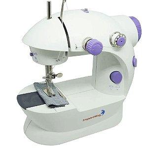 Máquina De Costura Importway Iwmc-507 Branca Bivolt