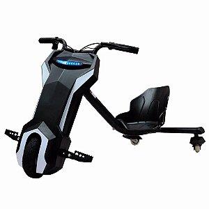 Triciclo Elétrico Scooter Motorizado Infantil 2 Velocidades c/ Freio 120W Ate 50 kg Importway
