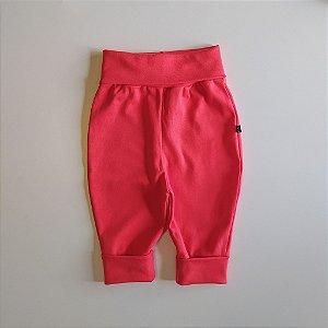 Calça para bebê - Cós ajustável - Agridoce