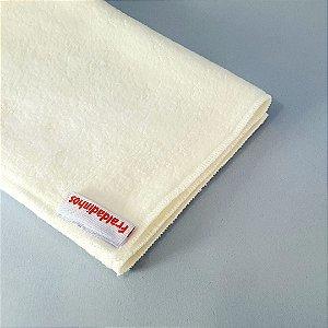 Absorvente para fralda ecológica - Melton - Modelo toalha - 6 camadas