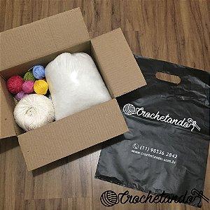 Kit de materiais - Unicórnio
