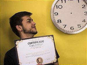 Certificado de Nada Pontual