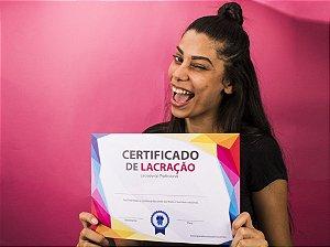 Certificado de Lacração