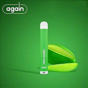 Descartavel - Again - Green Mango - 2mg 400puffs