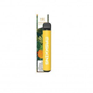 Descartavel - Mask King - Pineapple Lemonade - PRO - 1000 puff - 5% nic