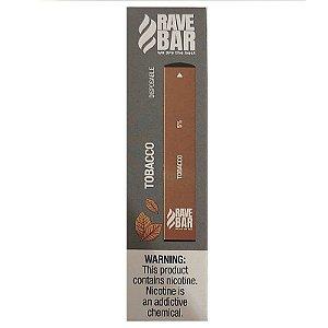 Descartavel - Rave Bar - Tobacco - 400 puffs