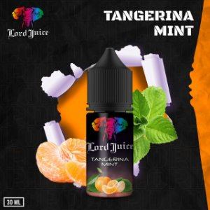 Juice - Lord - Tangerina Mint - 30ml