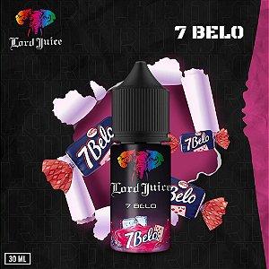 Juice - Lord - 7 Belo - 30ml