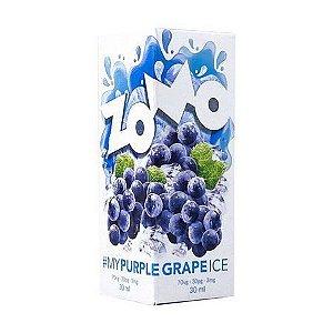 Juice - Zomo - My Purple Grape Ice - 30ml