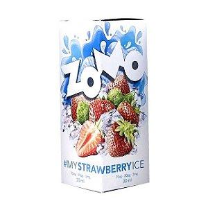 Juice - Zomo - My Strawberry Ice - 30ml