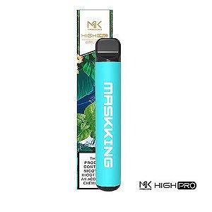 Descartavel - Mask King - Cool Mint - PRO - 1000 puff - 5% nic
