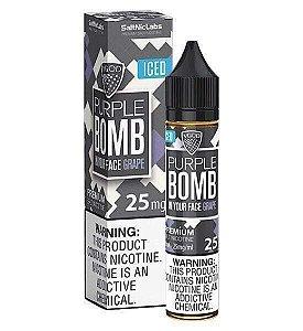 Salt - VGod - Purple Bomb Iced - 30ml