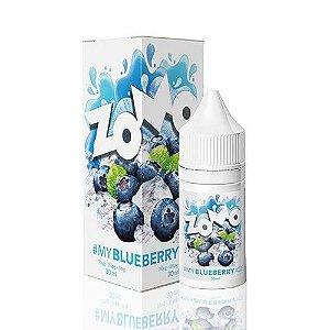 Juice - Zomo - My Blueberry Ice - 30ml