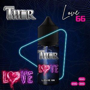 Juice - Thor - Love 66 - 30ml