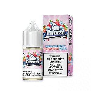 Salt - Mr. Freeze - Blue Raspberry Strawberry Frost - 30ml