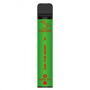 Descartavel - King Bar - Kiwi Pom Berry - 800 puffs - 5% nic