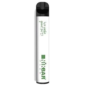 Descartavel - STIG - NikBar - Green Apple Ice - 5% mg - 600 puffs