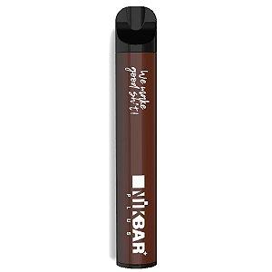 Descartavel - STIG - NikBar - Tobacco Nutz - 5% mg - 600 puffs