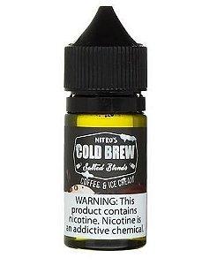 Salt - Nitro's Cold Brew - Coffee & Ice Cream - 30ml