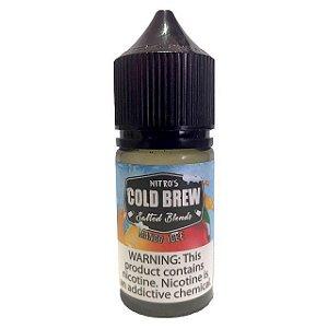 Salt - Nitro's Cold Brew - Mango Icee - 30ml