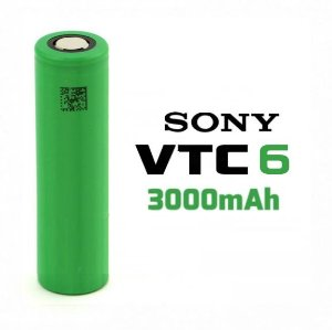 Bateria Sony VTC6 18650 3000mah 15A
