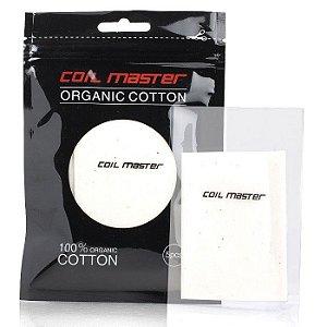 Coil Master Algodão Organico