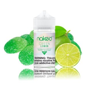 Naked Green Lemon 60ml