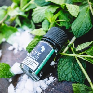 BLVK Salt Spearmint