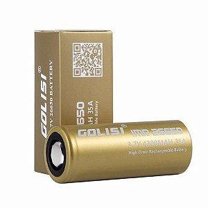 GOLISI Bateria IMR 26650